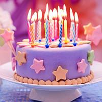 Классические свечи для торта