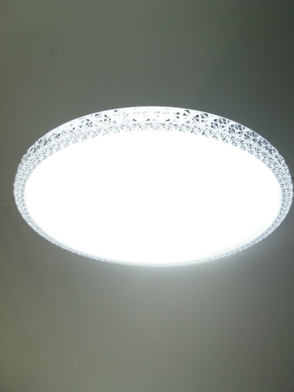 Потолочный LED cветильник SMART 60W-016 с пультом ДУ