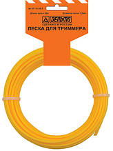 Леска для триммеров 2,0 мм, 10м, круглая