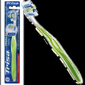 Зубна щітка TRISA PROFILAC WHITE м'яка Швейцарія TP0017