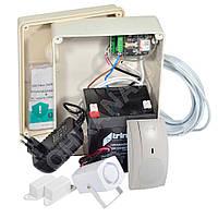 Комплект GSM сигнализации для квартиры, гаража на базе Oko-S2 Box