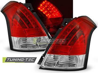 Стопи ліхтарі тюнінг оптика Suzuki Swift