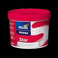 Інтер'єрна напівматова фарба Spektra Star , 10 л. (latex), фото 1