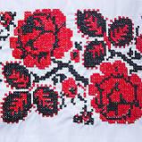 Рубашка вышиванка Шиповник , фото 3