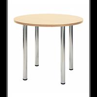 Стол обеденный (комплект ножек хромированный).