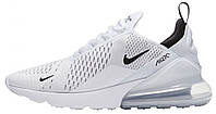 "Мужские кроссовки Nike Air Max 270 ""White"" (Найк Аир Макс) белые"