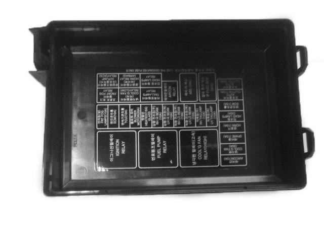 Блок предохранителей Матиз / Matiz-крышка верхняя (GM), 96323499