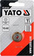 Ролик для плиткореза YATO 22х2 мм YT-37141