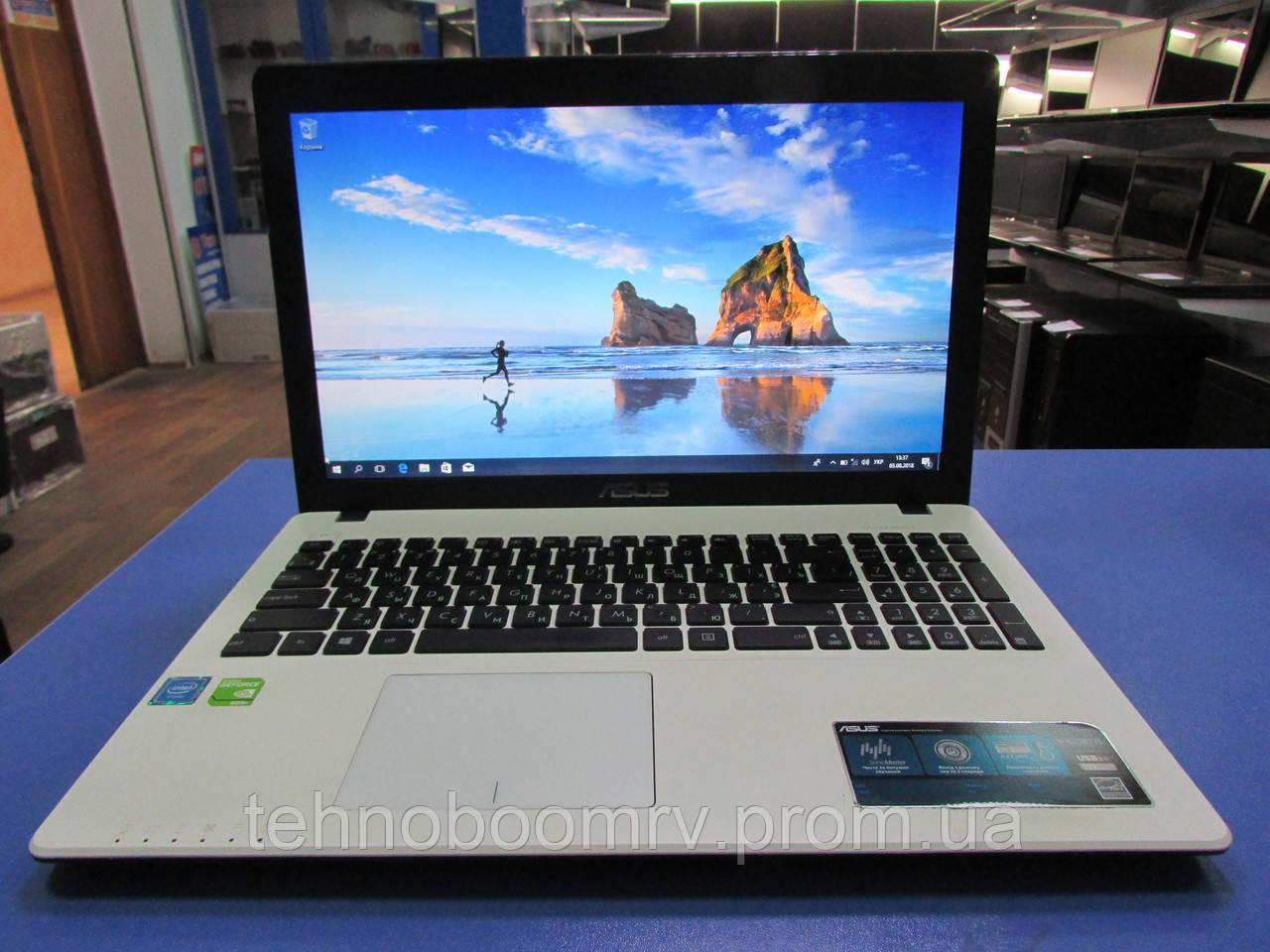 Asus X552M - Intel Celeron N2840 2.58GHz/nVidia GT 920 1GB/DDR3 4GB