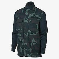 Толстовка Nike Sportswear Nsw Camo Jacket 928621-372 (Оригинал)