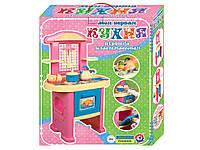 Игрушка кухня 4 технок