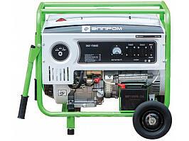 Бензиновый генератор ЭЛПРОМ ЭБГ-7500Е  7.5кВт