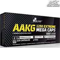 Аминокислоты OLIMP AAKG Extreme mega caps 120 caps