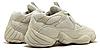 """Женскиекроссовки adidas Yeezy 500 """"Beige"""" (Адидас Изи) бежевые, фото 3"""