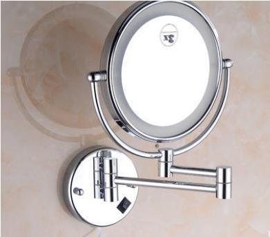 Зеркало настенное с подсветкой 6-057