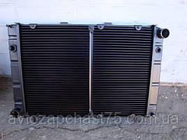 Радиатор Газ 3110, Газ 31105 2-х рядный, медно-латунный(производитель Композит групп, Россия)