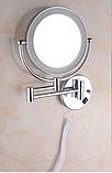 Зеркало настенное с подсветкой 6-057, фото 3