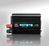 Преобразователь Автоинвертор 12в-220в 300W.