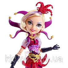 Кукла Ever After High Кортли Джестер (Courtly Jester) Дорога в Страну Чудес Эвер Афтер Хай