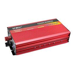 Преобразователь напряжения 12v-220v 3000W UKC