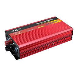 Перетворювач напруги 12v-220v 4000W UKC