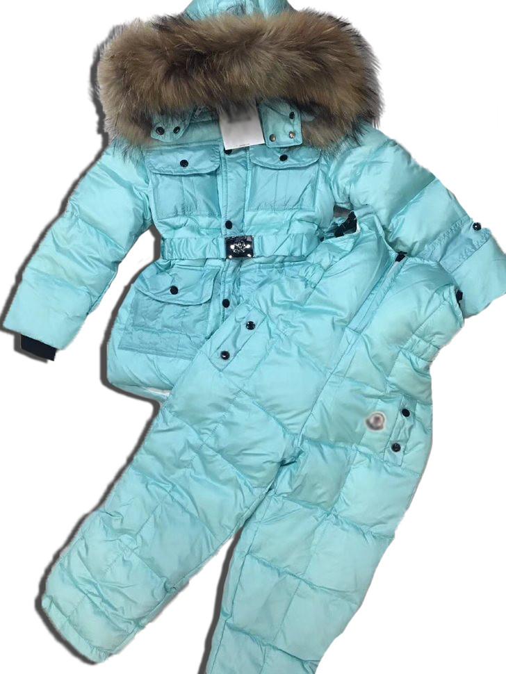 Курточка с поясом и штаны Sabbi голубой комплект