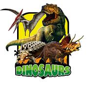 Сувеніри з динозаврами