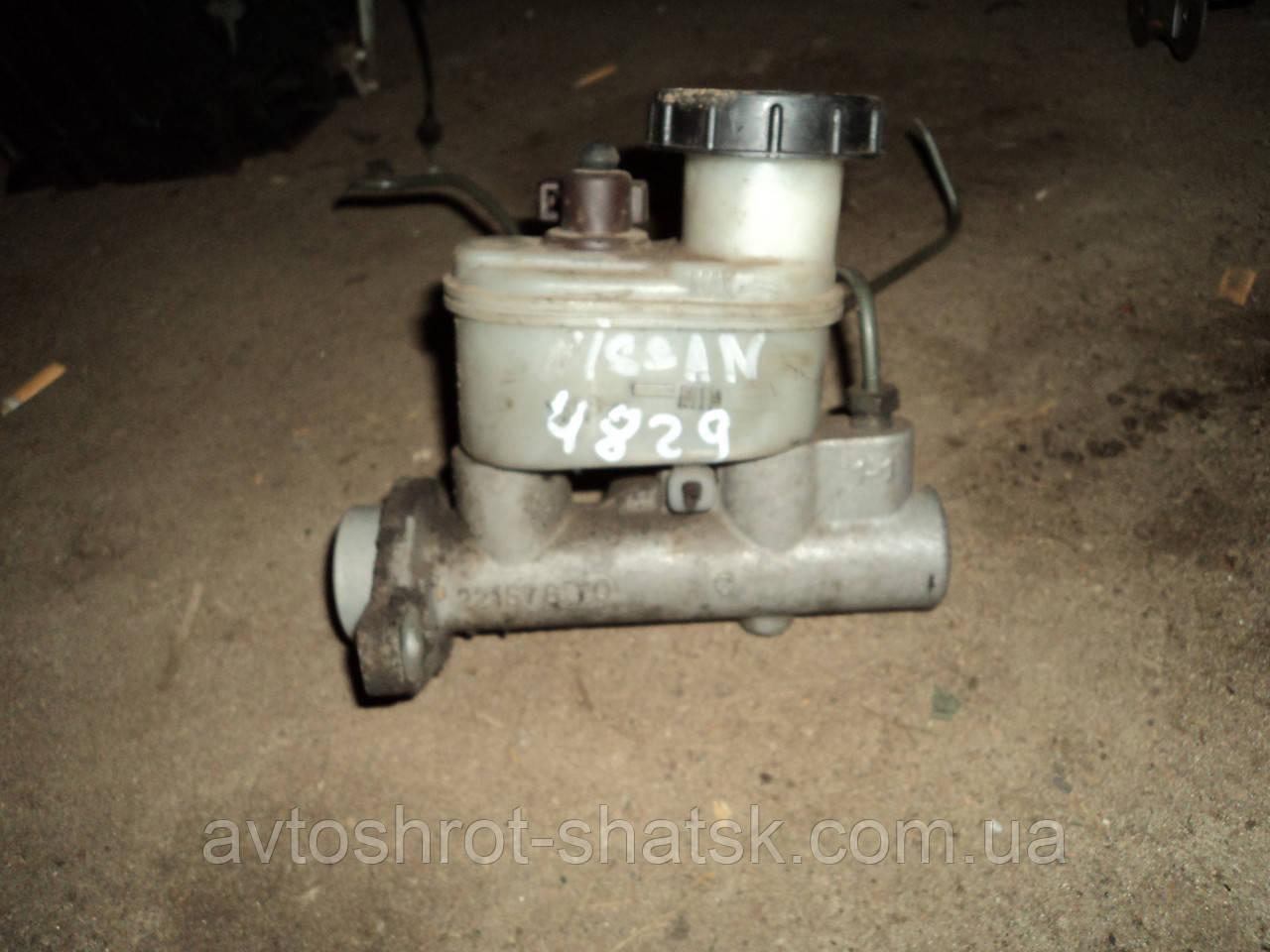Б/У главний тормозний цилиндр ниссан примера п11