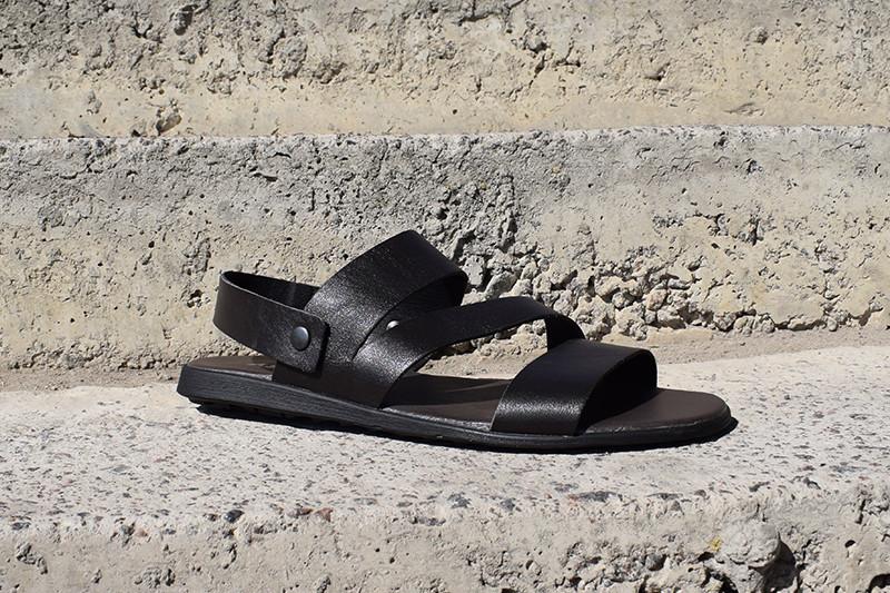 Чоловічі босоніжки Affinity! Кожаные сандалии на лето! Остання пара 42 розмір!