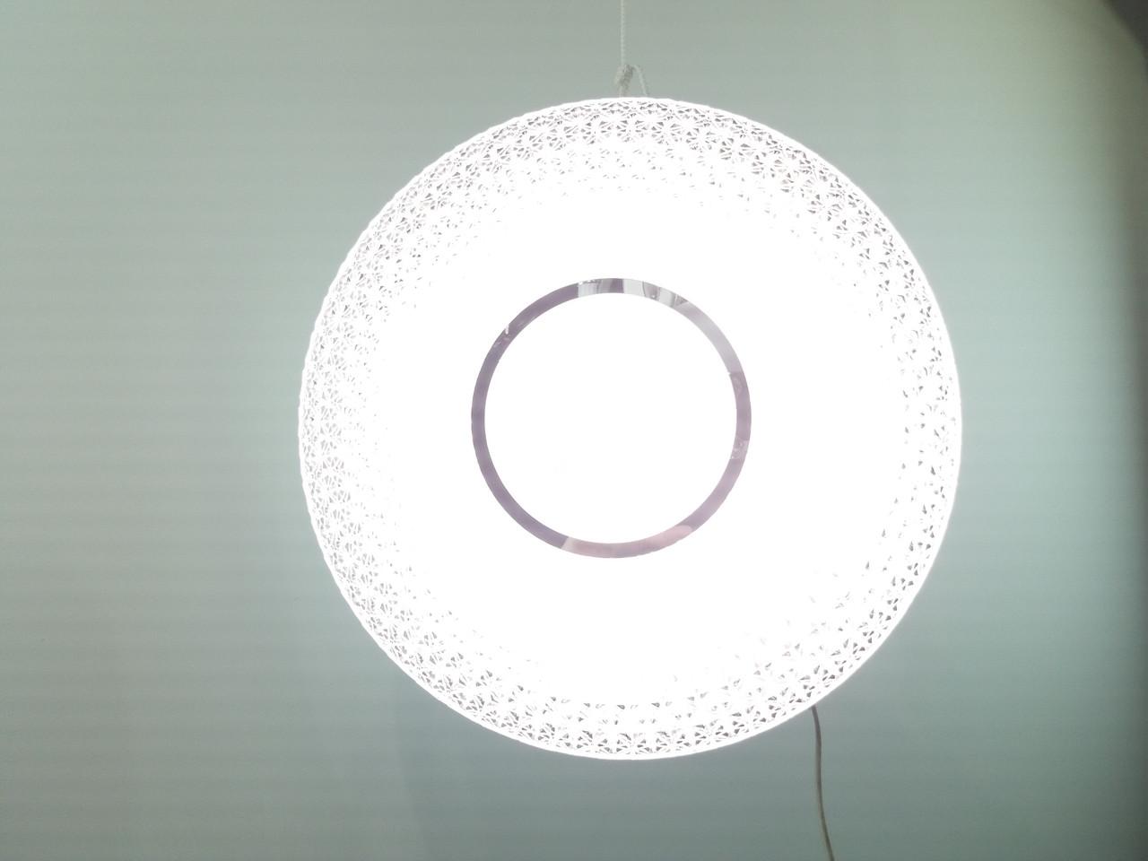 Потолочный лед светильник SMART-60W-022 на пульте ДУ