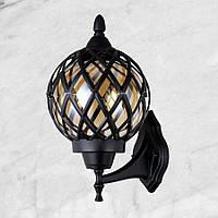 Садово-парковый светильник (67-V0104-M-WL BKK)