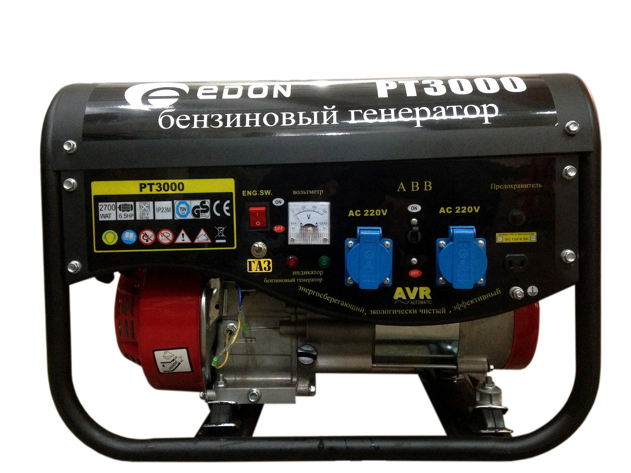 Генератор ГАЗ-Бензин EDON PT 3000