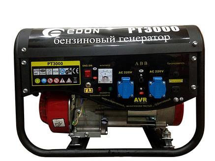 Генератор ГАЗ-Бензин EDON PT 3000, фото 2