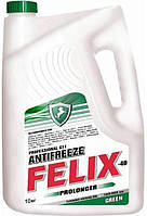 Антифриз G11 Felix Prolonger-40 (зел.), 10 кг