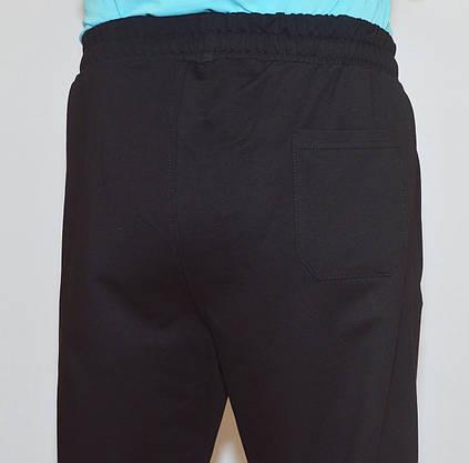 Cпортивные штаны на манжетах мужские 0970 (копия) XL, фото 2
