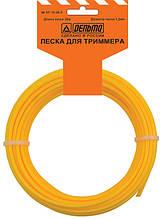Леска для триммеров 2,0 мм, 25м, круглая