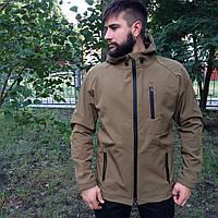 Куртка Softshell MAX-SV мужская цвет койот - 8104-3, фото 1