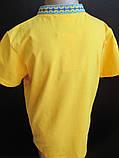Вышитые хлопковые футболки оптом., фото 5