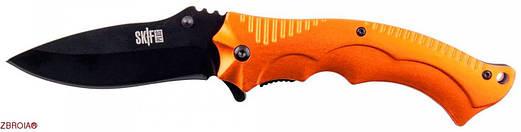 Нож складной SKIF Plus Reptile Orange 3Cr13MoV Steel