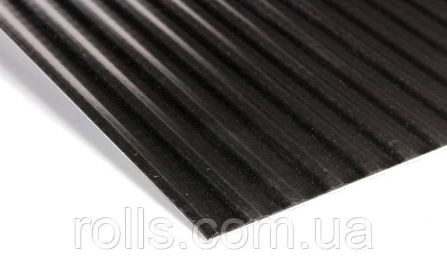 рифленый алюминиевый лист 1000х2000мм толщина 1мм для обшифки каюты PREFA DESIGN 918 в Украине Роллс груп