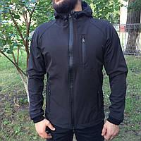 Куртка Softshell MAX-SV мужская черный - 8104-6