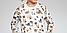 Хлопковая сорочка для девочки96-128. Польша. Cornette 942/105 LOVELY CATS 4, фото 2