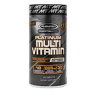MuscleTech Essential Platinum Multi Vitamin 90 tab, фото 1