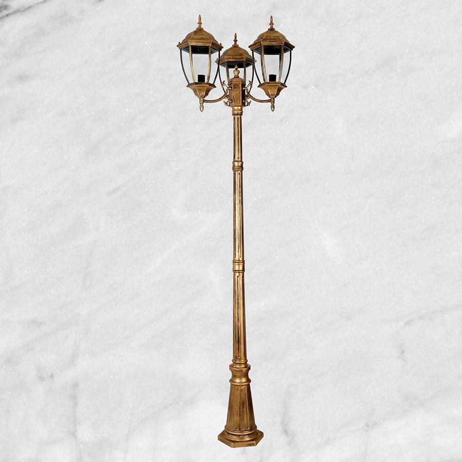 Садово-парковый фонарь (67-V3802-L-3 GB)