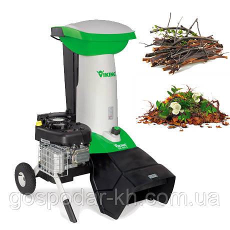 Садовый измельчитель VIKING GB 460C бензиновый