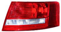 Фонарь задний правый AUDI A6 C6 sedan (для лампочек)  DEPO