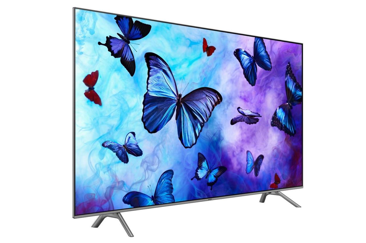 Телевизор Samsung QE75Q6FNAUXUA