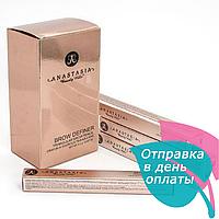 Карандаш для бровей с растушевкой Anastasia Beverly Hills Brow Definer (4+2 dark brown), фото 1