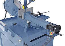 MBS350DGA Полуавтоматический ленточнопильный станок по металлу| ленточнопильный полуавтомат Bernardo Австрия, фото 2