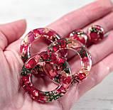 Силиконовый молд  на кольцо и линзу для подвесок, серег, браслета 39мм, фото 9